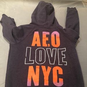 AEO NYC Hooded Sweatshirt